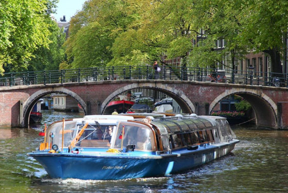 Amsterdam Private Canal Boat Tours